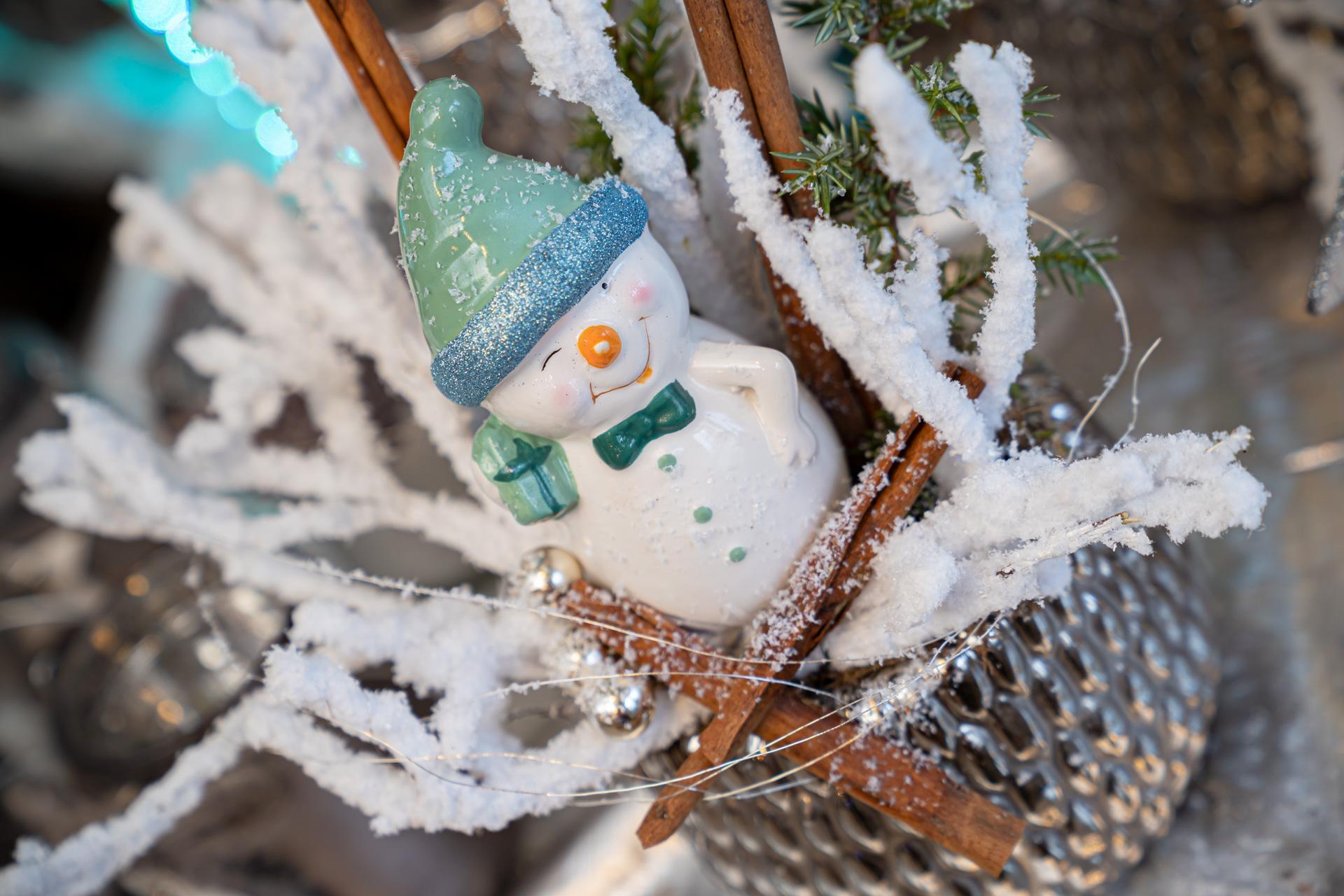Weihnachtliche Dekoration In Großer Vielfalt Aus Ihrer Gärtner