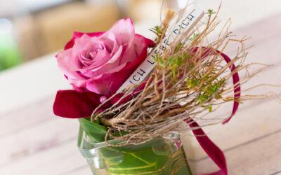 Valentinstag: 3 Tipps für ein unwiderstehlich romantisches Geschenk