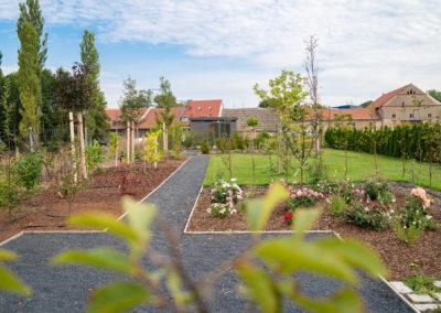 Gärtnerei Böck Garten- und Landschaftsbau Musterbepflanzungen