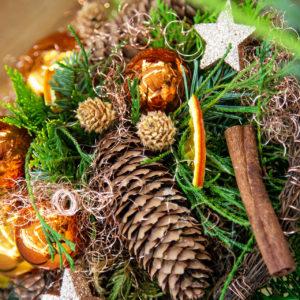 Individuelle Gestecke zum Advent – Wir beraten Sie gern