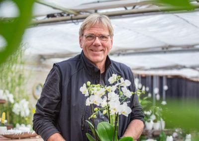 Gärtnermeister Karl-Heinz Hupp