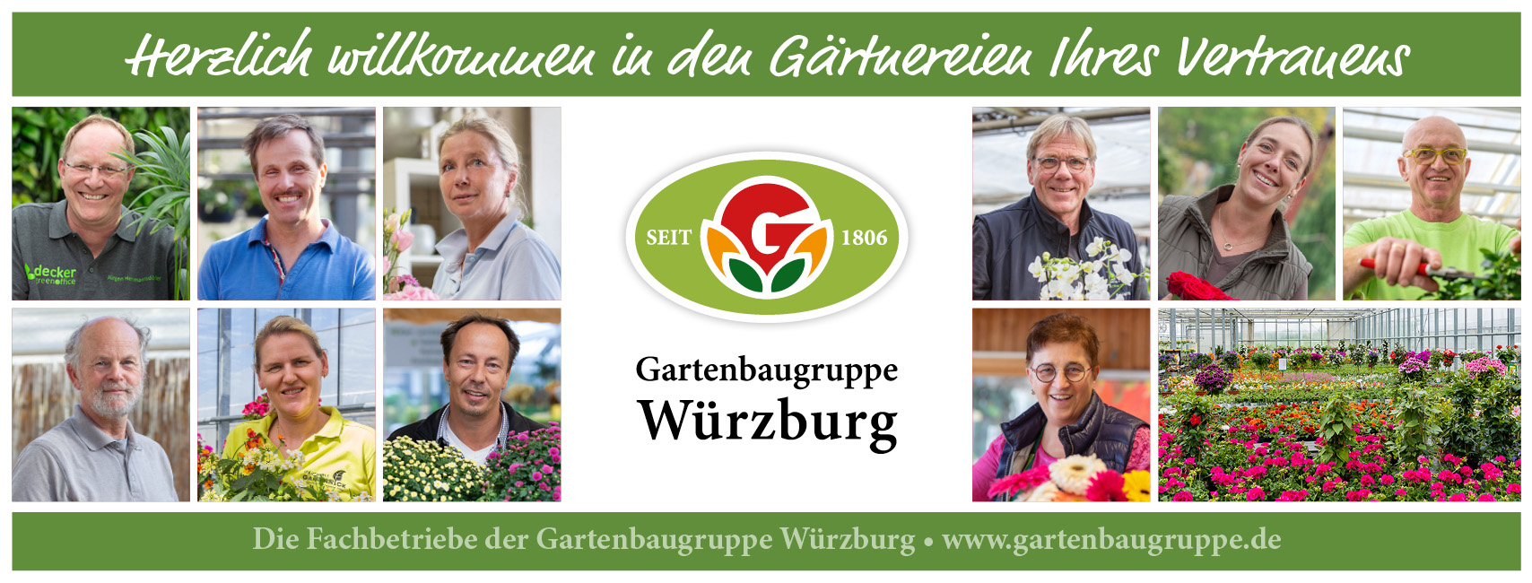 Die Gartenbaugruppe Würzburg Stellt Sich Vor