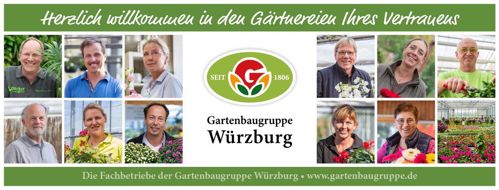 Die Gartenbaugruppe Wuerzburg stellt sich vor