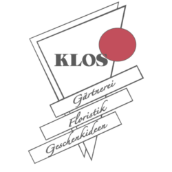 Gartenbau Klos Logo Quadratisch