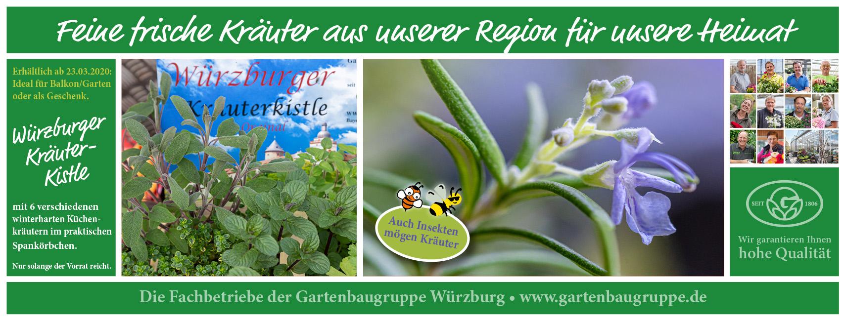 Gartenbaugruppe Würzburg Das Original Würzburger Kräuterkis