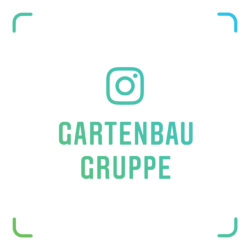 Gartenbaugruppe Instagram Nametag
