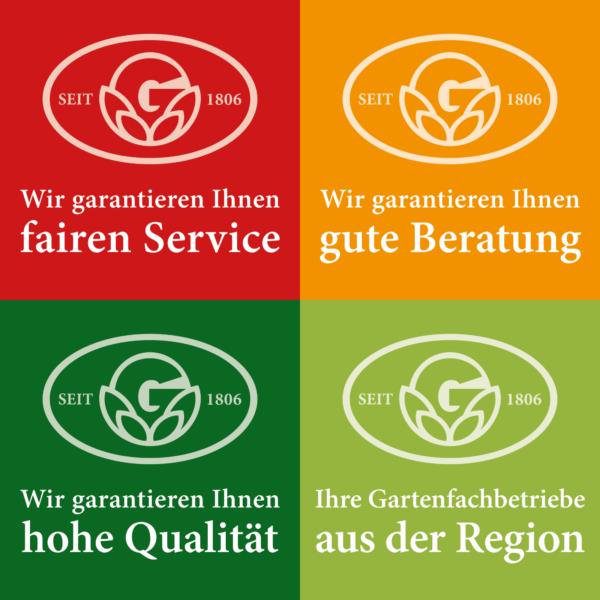 Gartenbaugruppe Philosophie Und Garantie