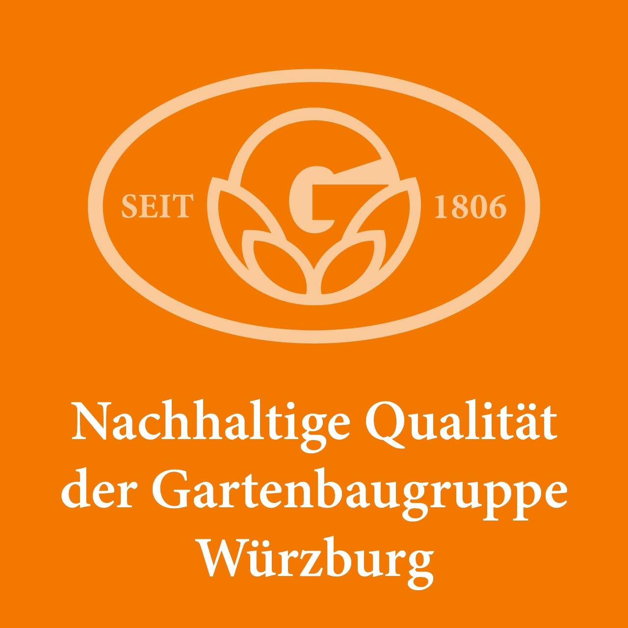 Gartenbaugruppe Siegel Nachhaltige Qualitaet Quad