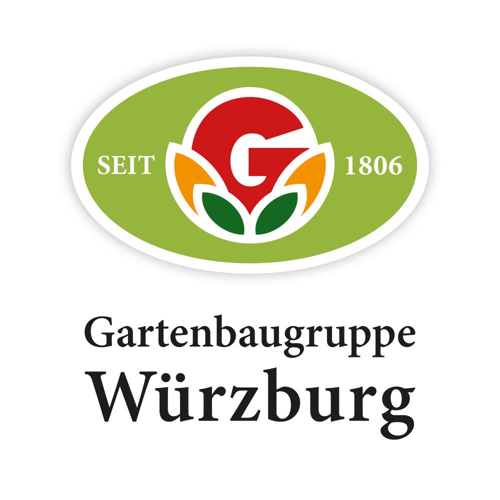 Gartenbaugruppe Wuerzburg Logo Mit Schrift