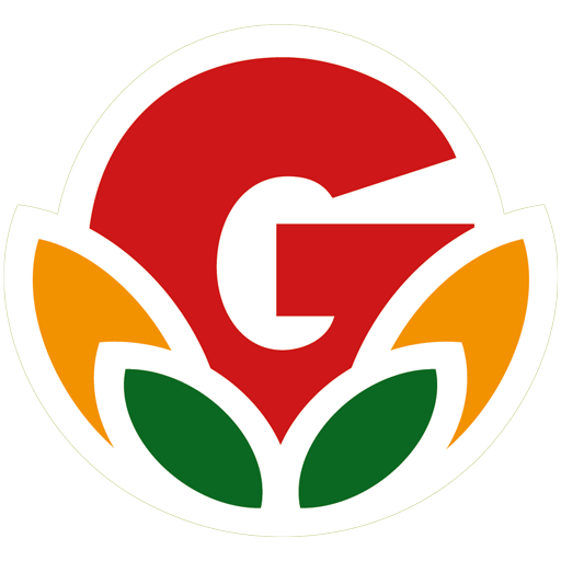 Gartenbaugruppe Knospe Icon