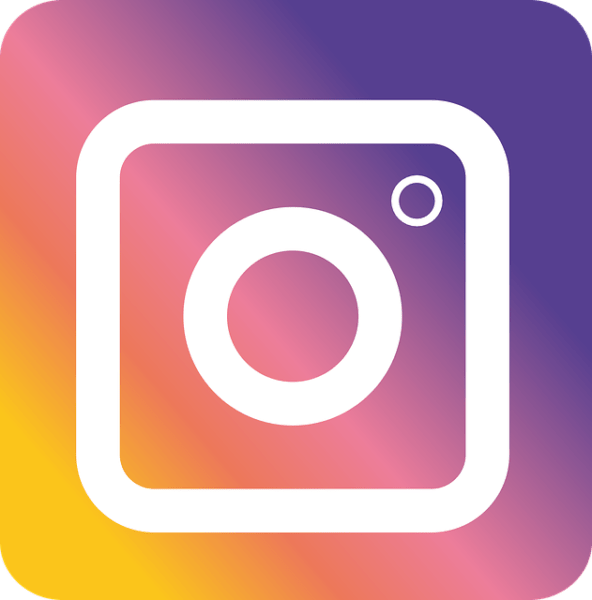 Instagram Logo Eckiger