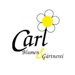 Blumen + Gärtnerei Carl Logo