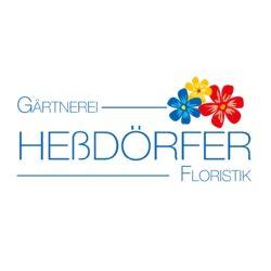 Gärtnerei + Floristik Heßdörfer Logo